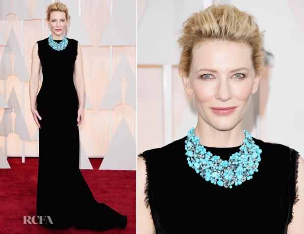 Cate-Blanchett-In-Martin-Margiela-2015-Oscars-