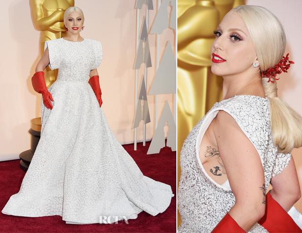 Lady-Gaga-In-Alaia-2015-Oscars