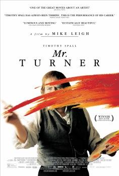 poster mr turner
