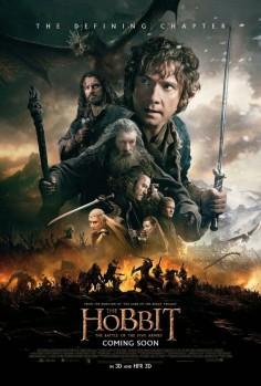 postre The-Hobbit-Battle-of-the-Five-Armies-poster-9-691x1024