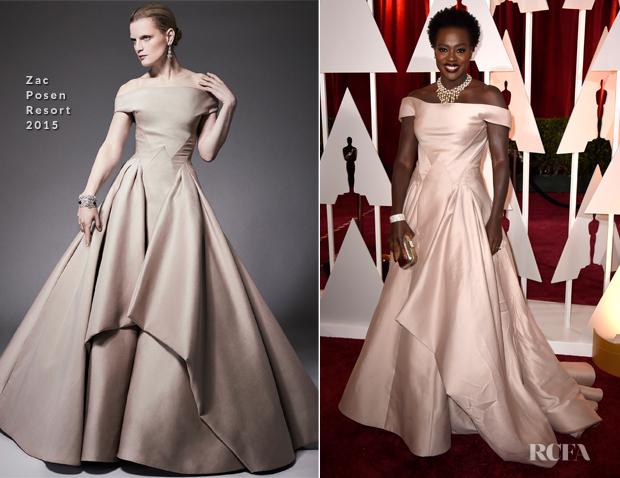 Viola-Davis-In-Zac-Posen-2015-Oscars