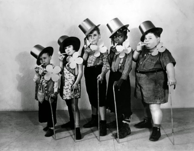 Our Gang Little Rascals, ca. 1950s
