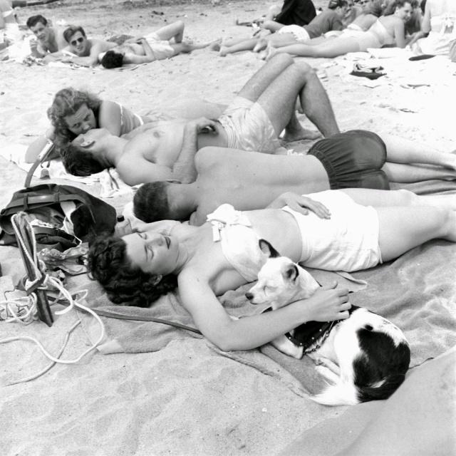 Spring Break in Southern California, 1947 (15)