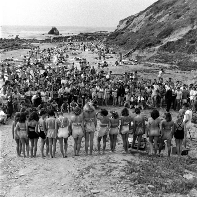 Spring Break in Southern California, 1947 (17)