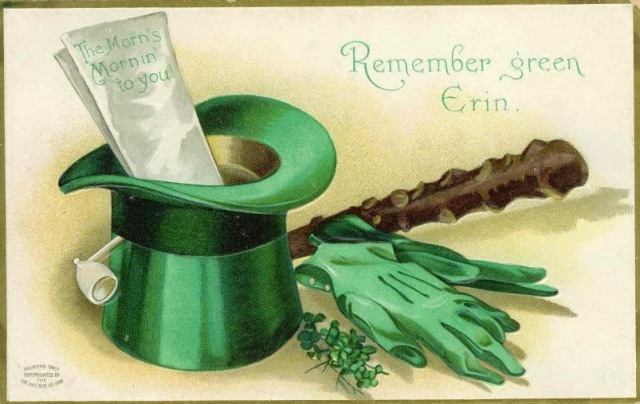 St. Patrick's Day Postcards (1)