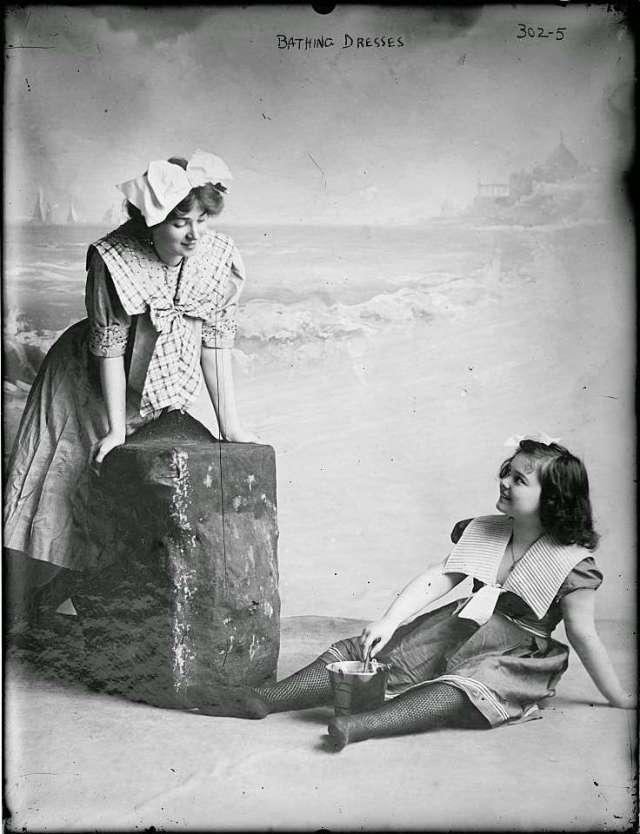 Victorian swimwear (4)