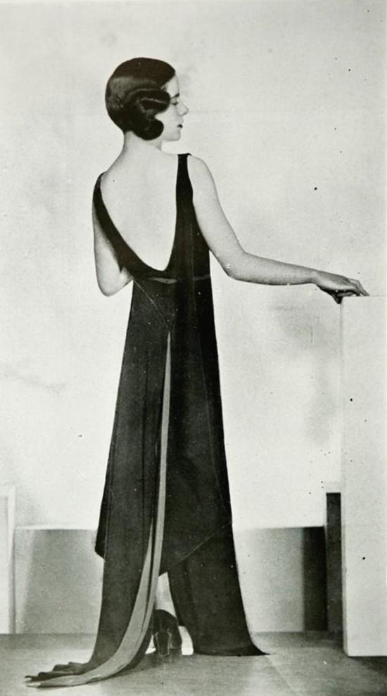Robe du soir, 1930s (11)