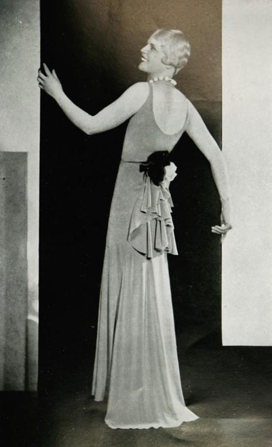 Robe du soir, 1930s (12)