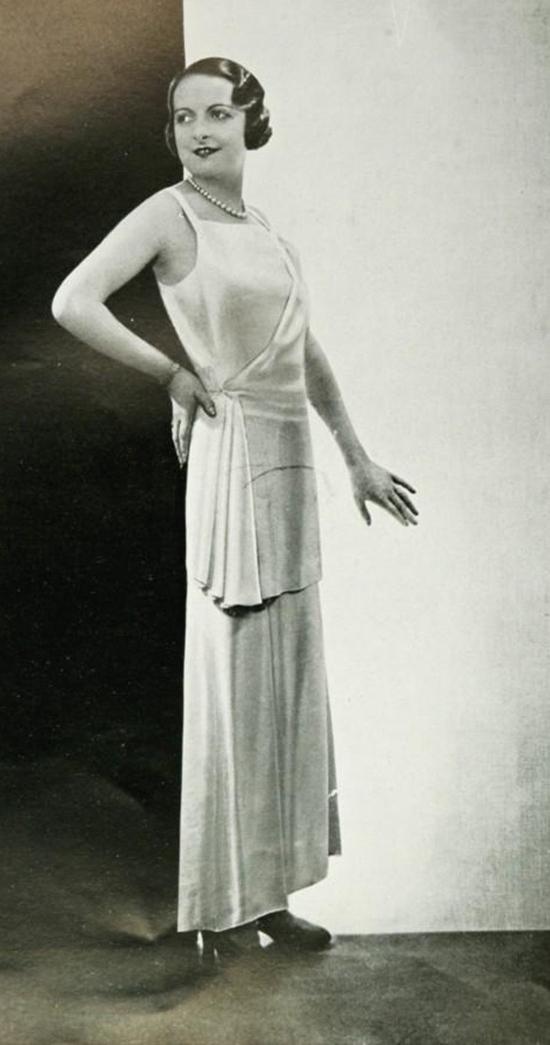 Robe du soir, 1930s (13)