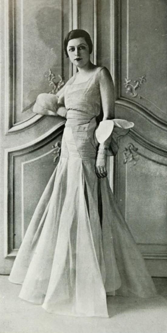 Robe du soir, 1930s (14)
