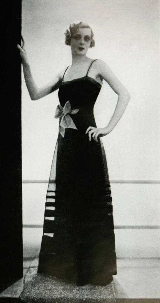 Robe du soir, 1930s (15)