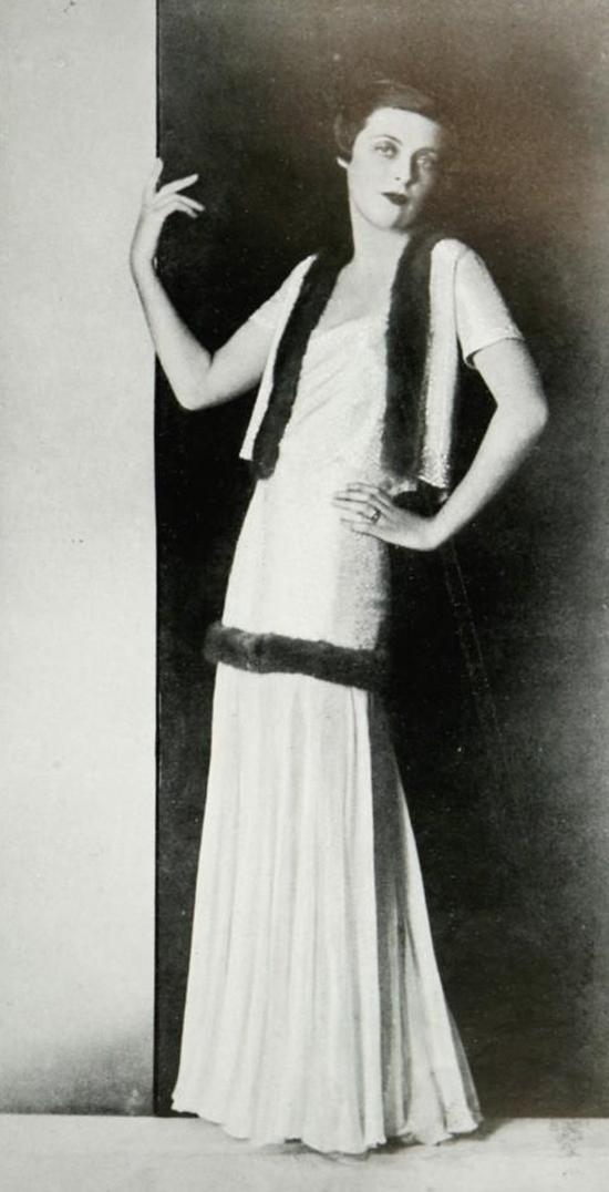 Robe du soir, 1930s (16)