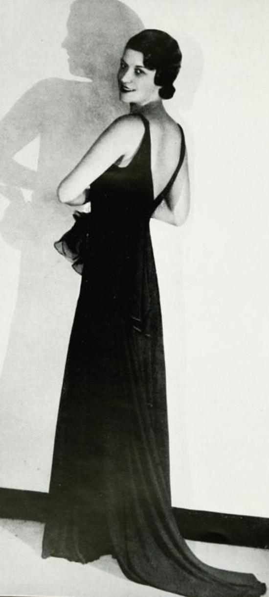 Robe du soir, 1930s (17)