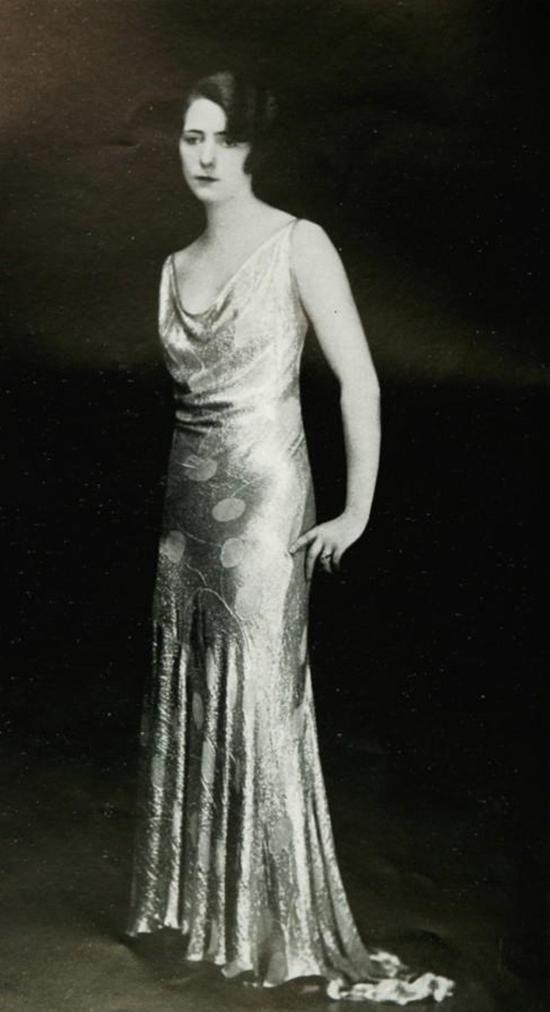 Robe du soir, 1930s (18)