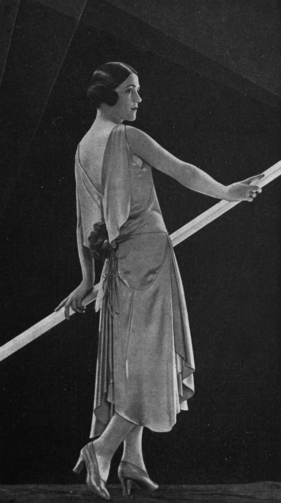 Robe du soir, 1930s (21)