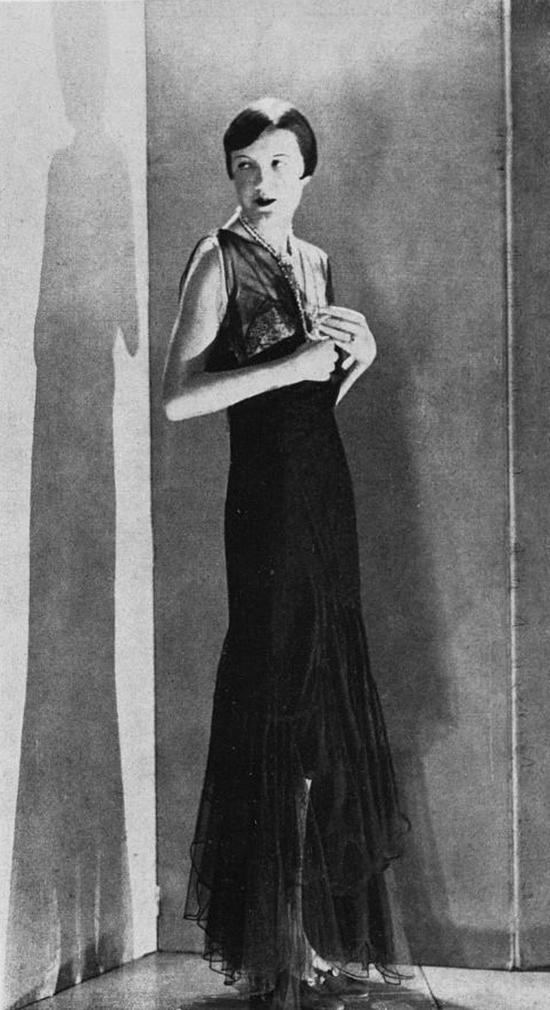 Robe du soir, 1930s (22)