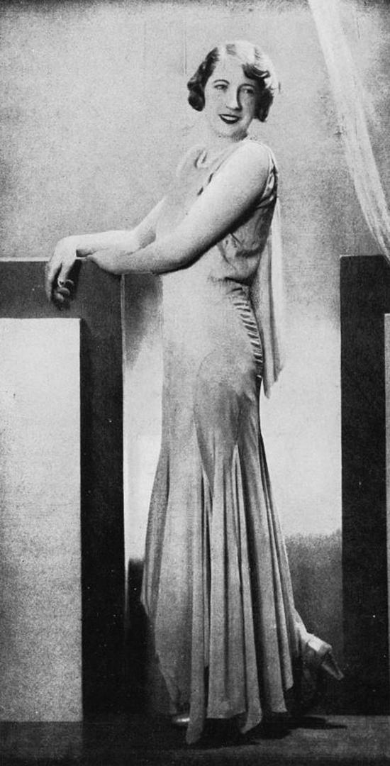 Robe du soir, 1930s (23)
