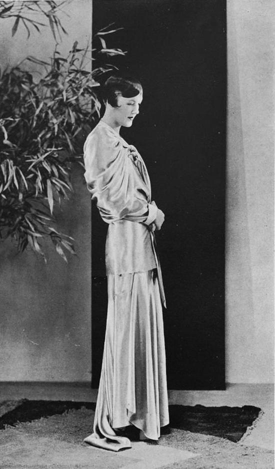 Robe du soir, 1930s (25)