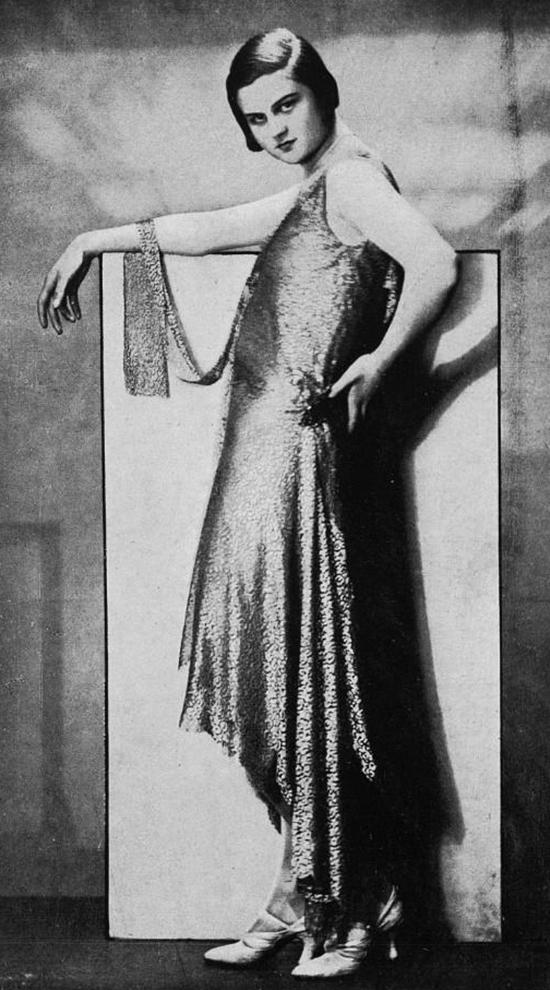Robe du soir, 1930s (26)
