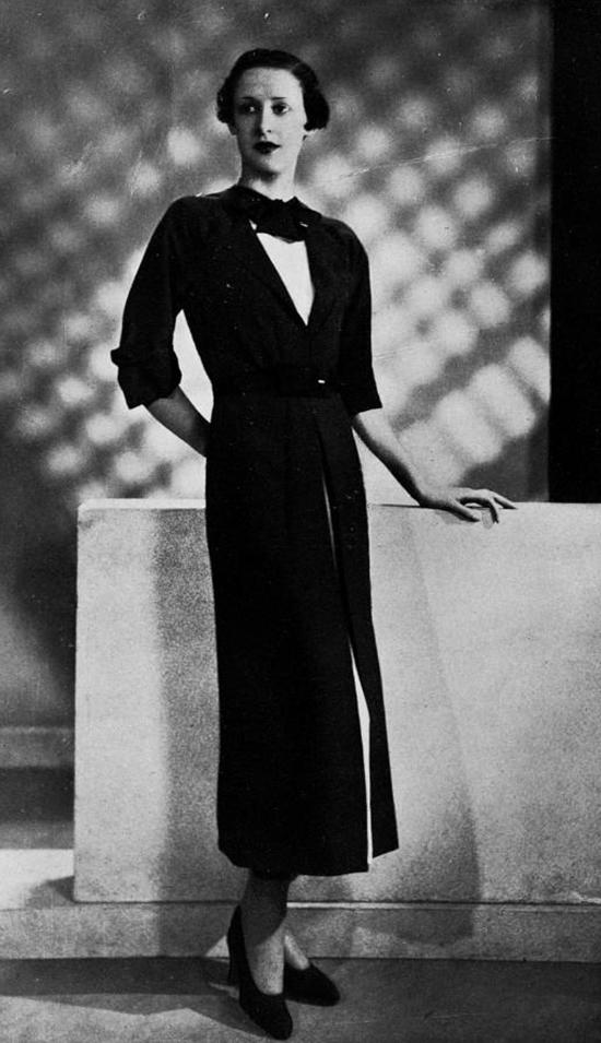Robe du soir, 1930s (27)