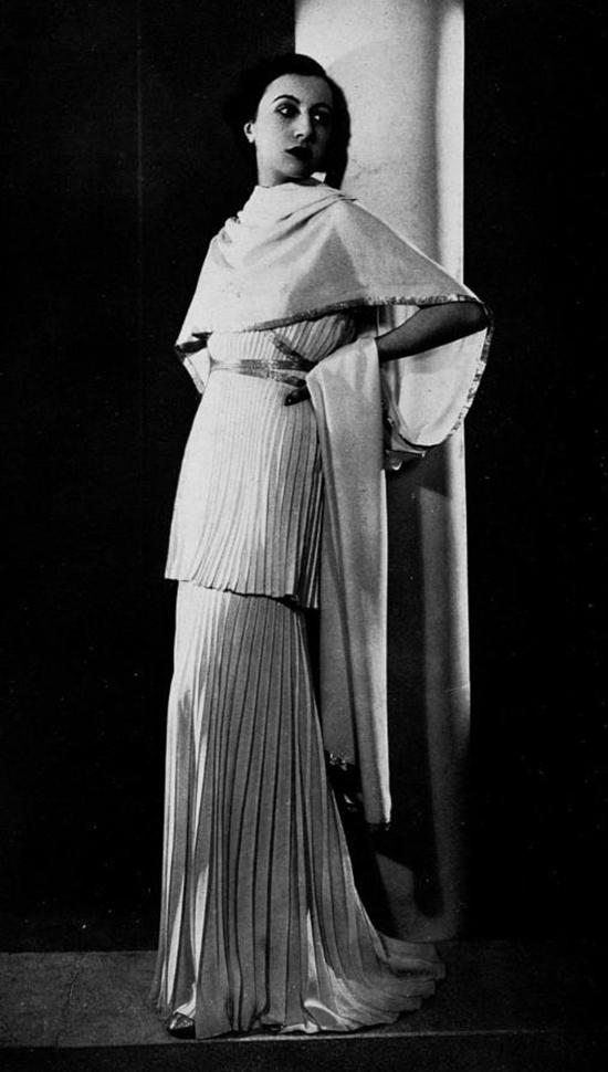 Robe du soir, 1930s (28)