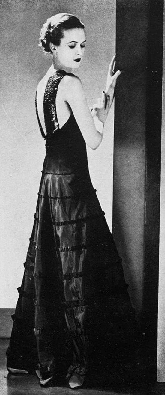 Robe du soir, 1930s (5)