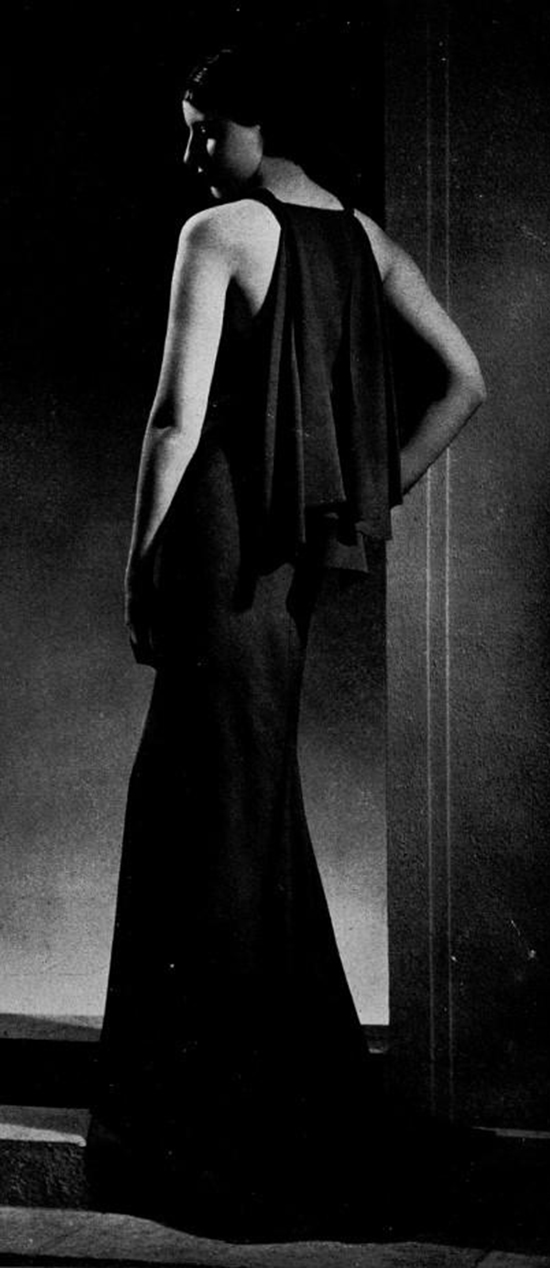 Robe du soir, 1930s (8)