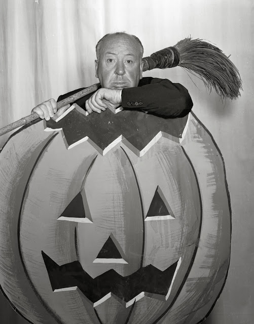 Alfred Hitchcock Halloween